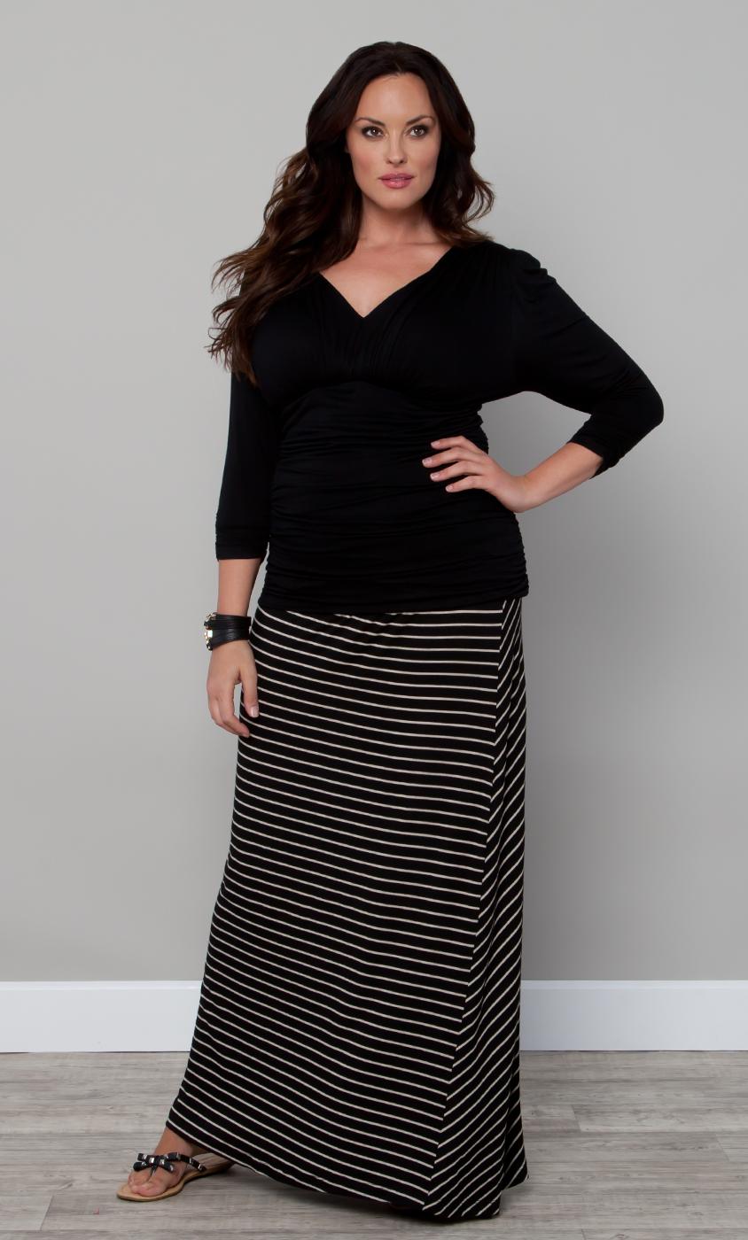 Chameleon Convertible Skirt and Dress-Sale: Kiyonna Clothing