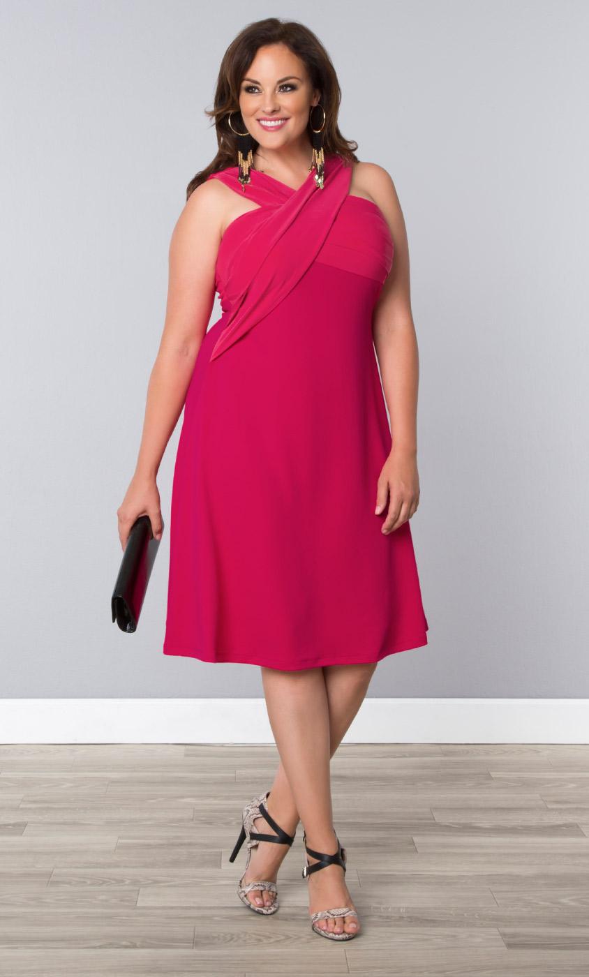 20 Plus Size Cocktail Dresses under $100
