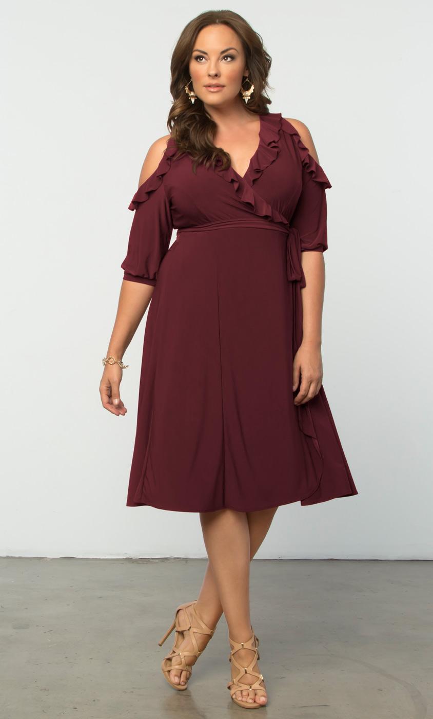 Ladies Plus Size Dresses 92