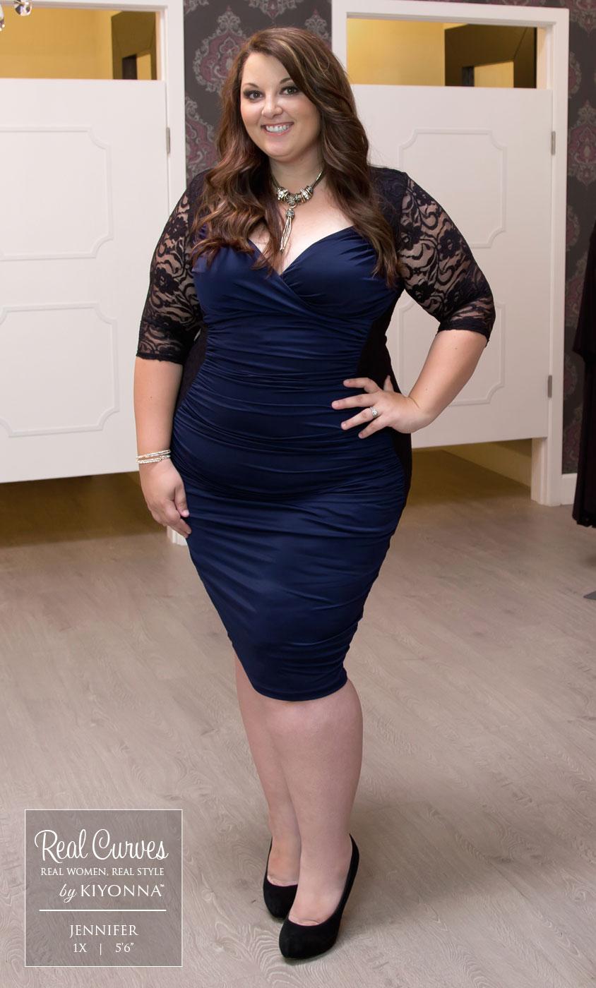 Kiyonna Plus Size Dress – Fashion dresses
