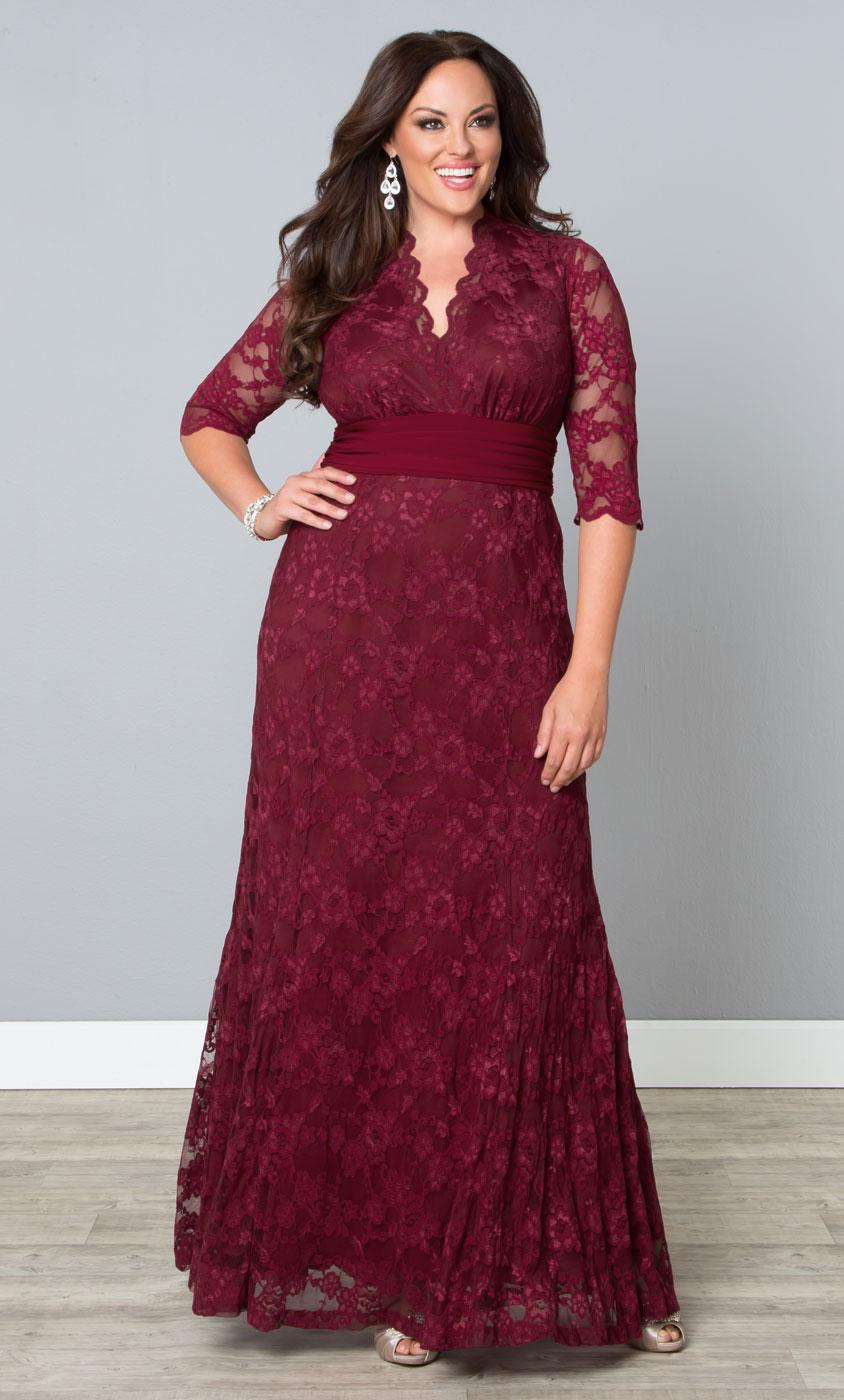 Plus Size Special Occasion Dress | Kiyonna's Plus Size ... - photo #1