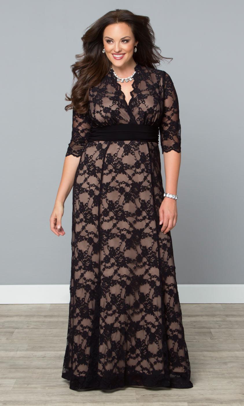 Plus Size Special Occasion Dress | Kiyonna's Plus Size ... - photo #4