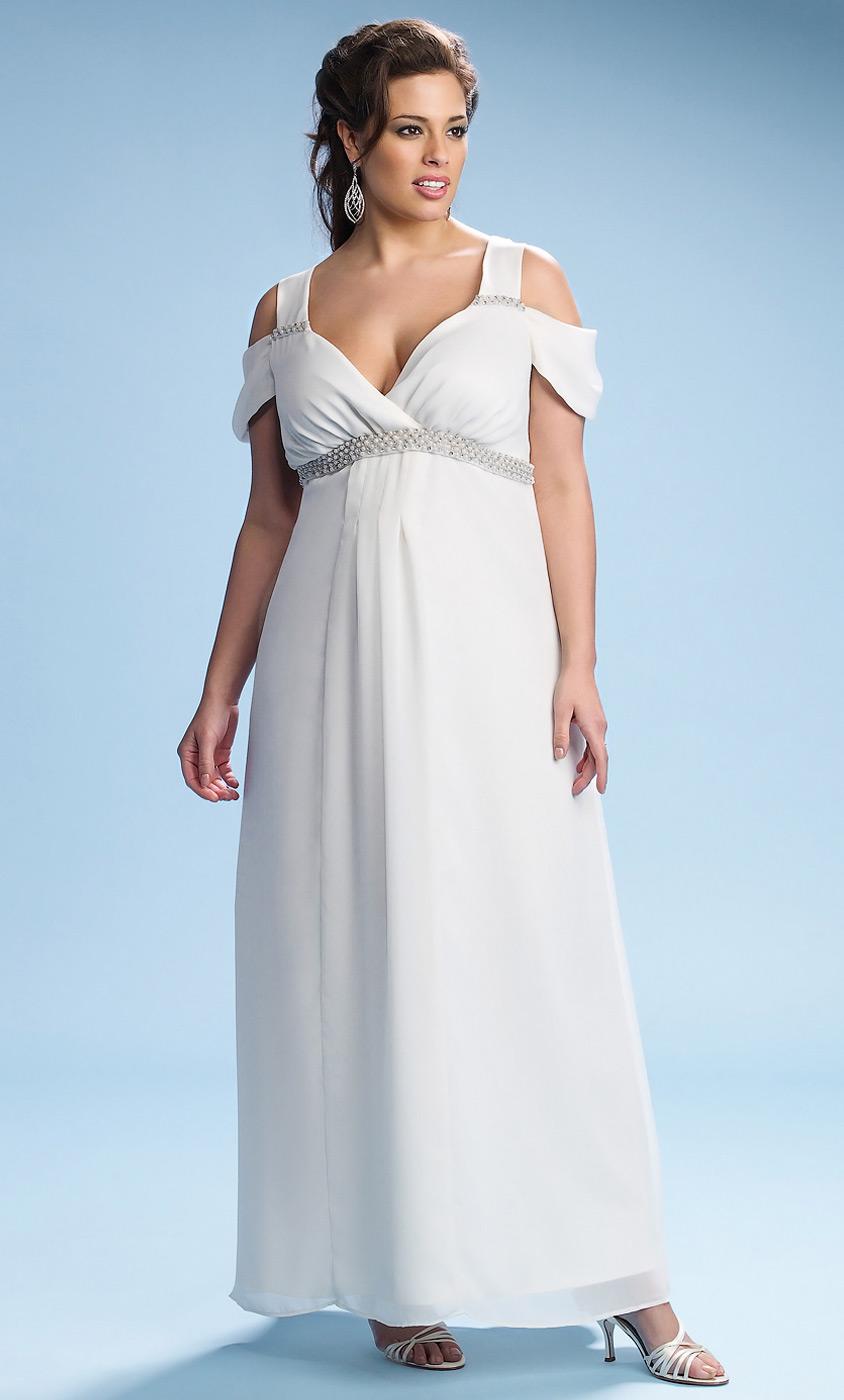 Celine Chiffon Wedding Dress