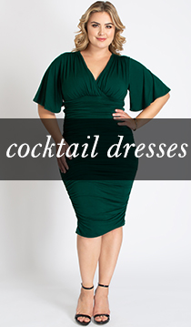 Plus Size Dresses For Women Special Occasion Dresses Kiyonna Clothing,What Dress To Wear To A Wedding Reception