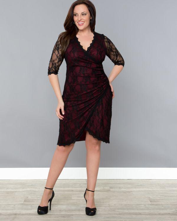 Gigi Lace Cinch Dress-Sale!