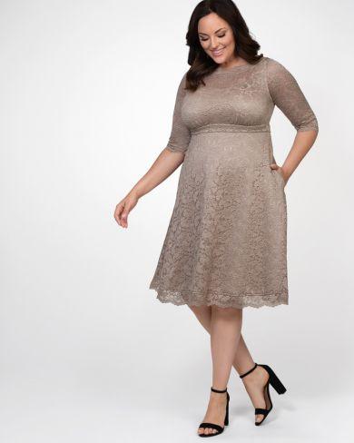 Plus Size Formal Dresses | Special Occasion Lace Dresses ...