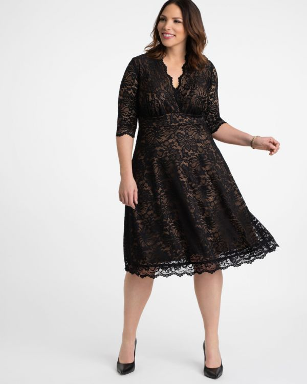 d16ea1575f0 12150901  Made with Love in the USA Mademoiselle Lace Dress