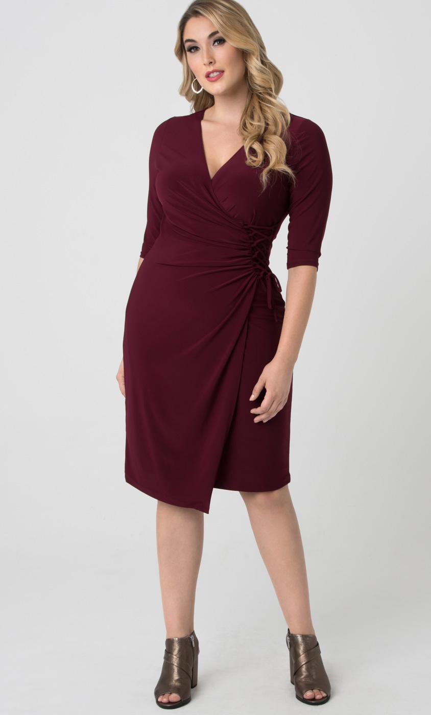 Black Plus Size Cocktail Dresses Under 100