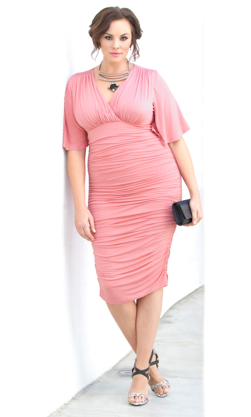 Plus Size Evening Attire from Kiyonna Clothing