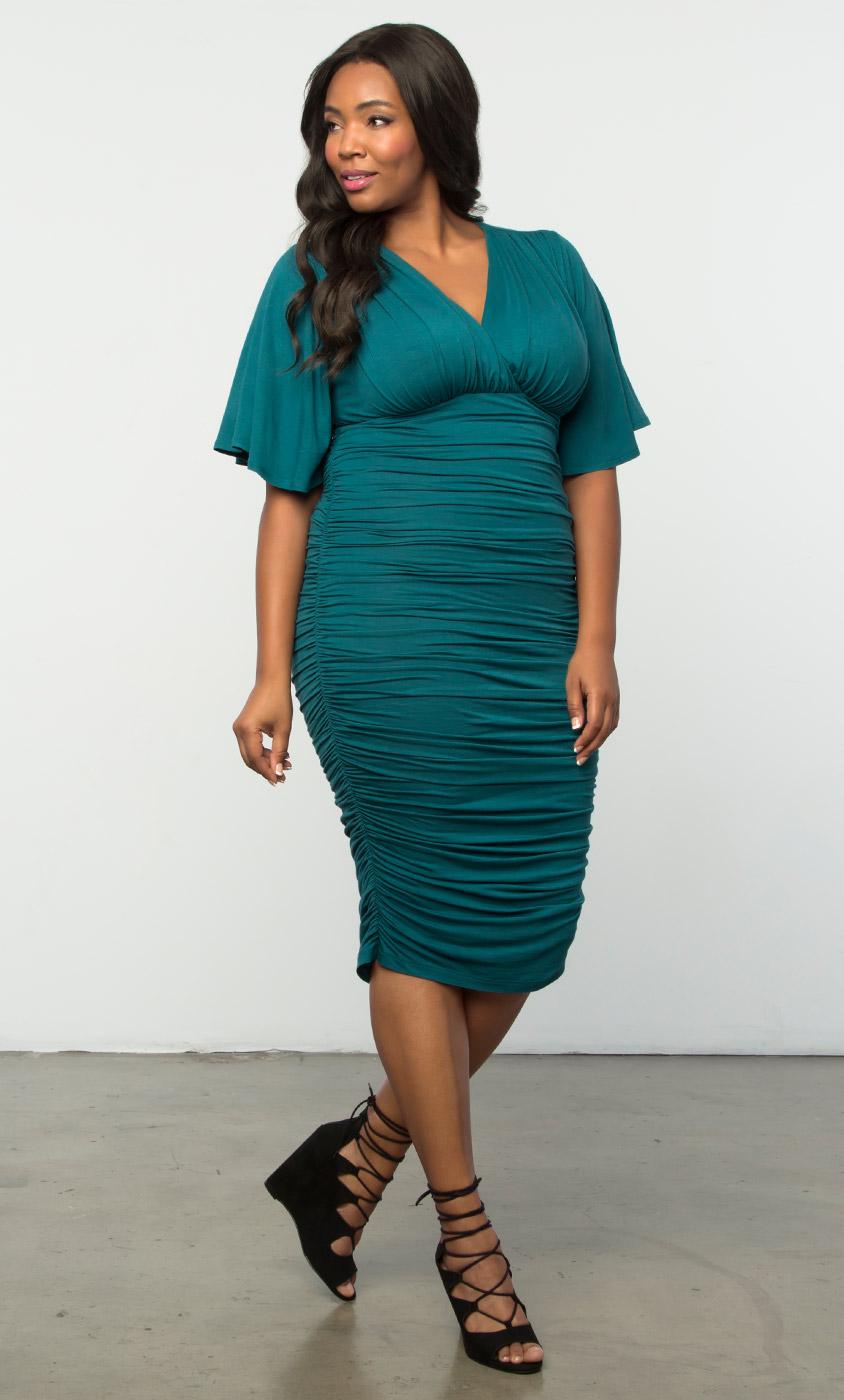 Plus Size Formal Dresses Kiyonna - Prom Dresses Vicky