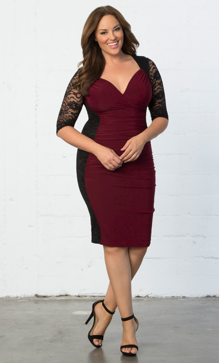 Plus Size Dresses | Kiyonna Plus Size Cocktail Dresses