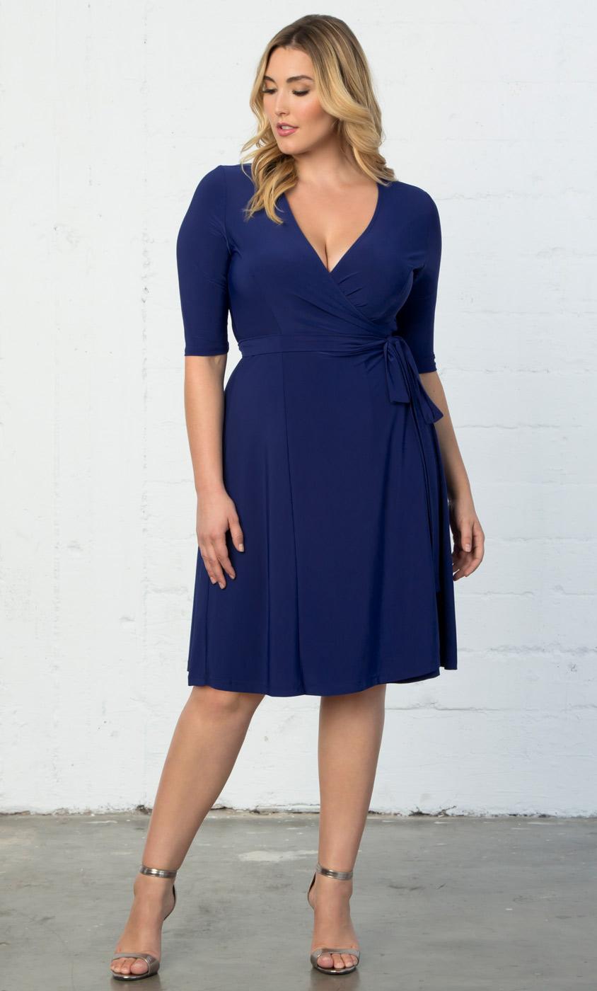Plus Size Engagement Party Dresses Kiyonna Clothing