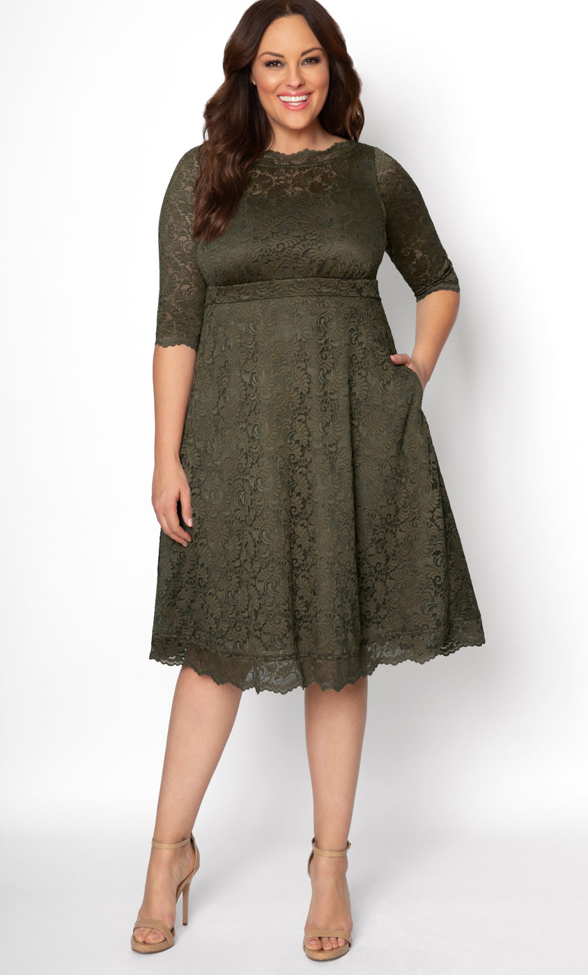 Formal Dresses for Plus Size Women