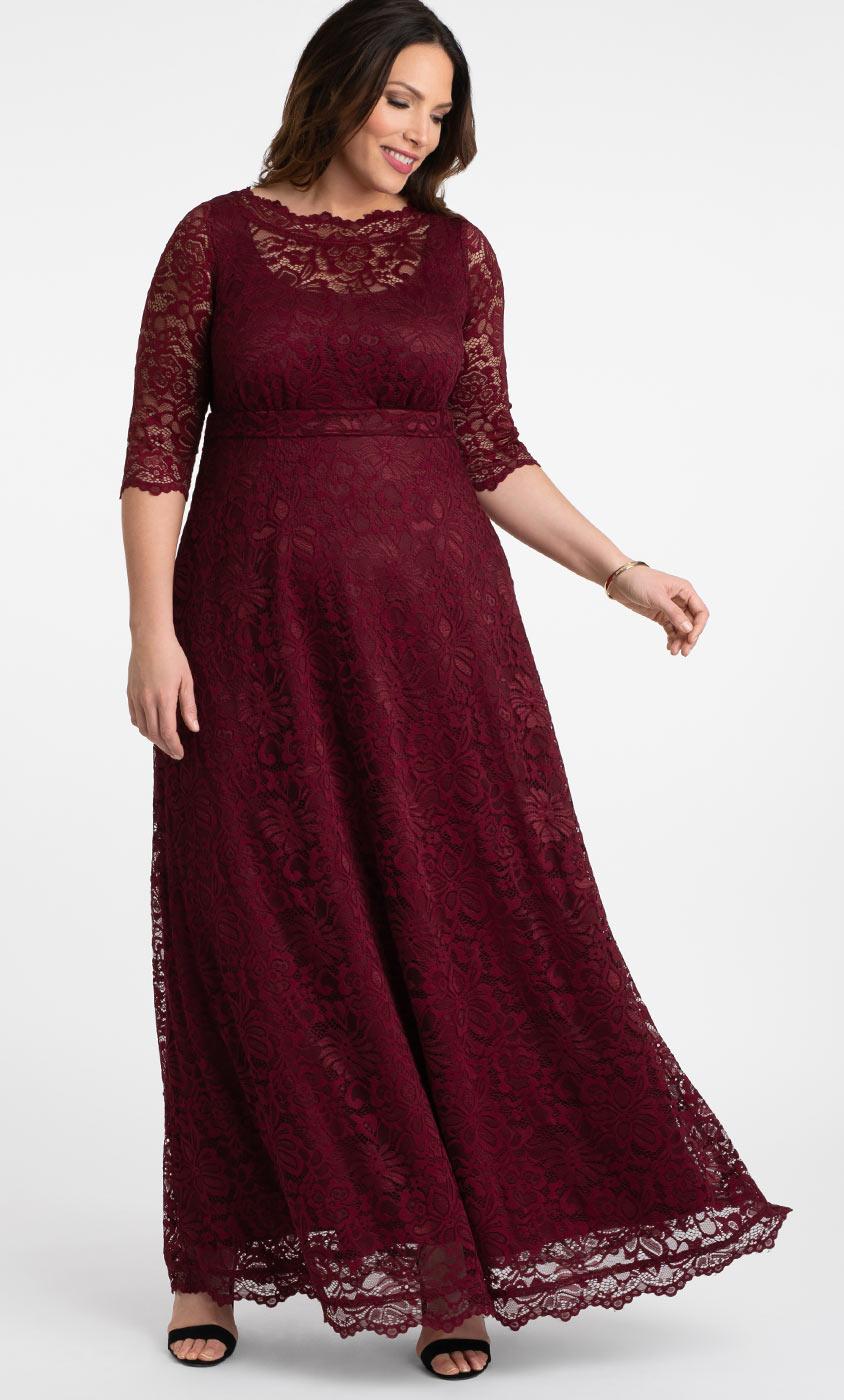 db88e625d60 Plus Size Formal Dresses
