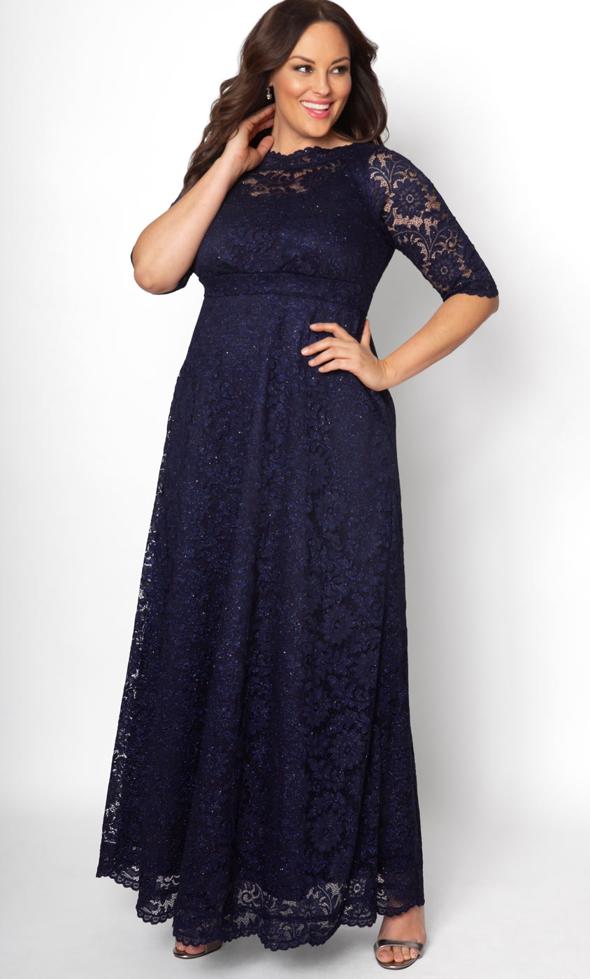 7eea0f77daf6a Plus Size Evening Gowns