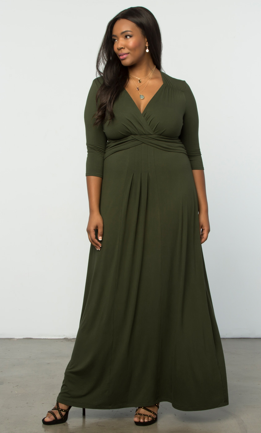 Plus Size Dresses for Women | Special Occasion Dresses | Kiyonna ...