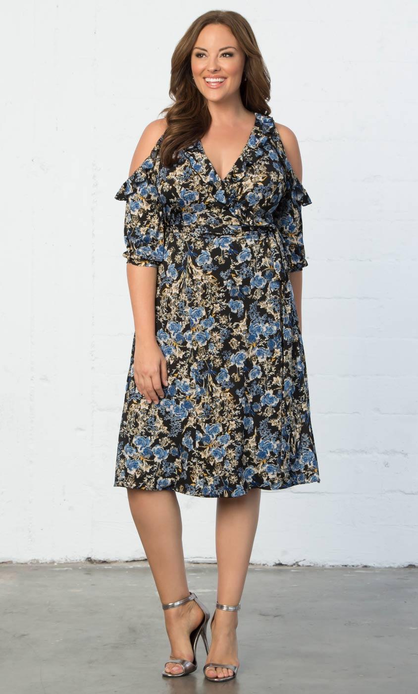 2019 year for girls- Size plus sundresses for women