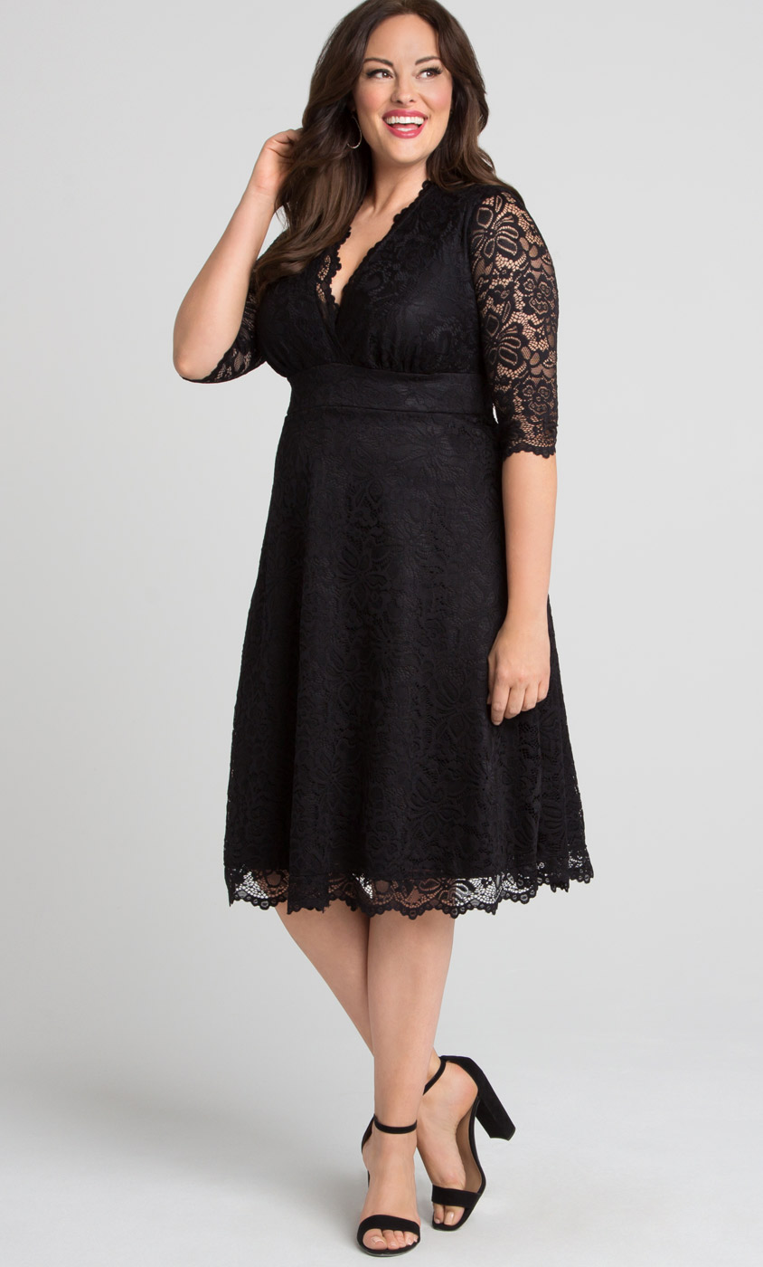 Plus Size Cocktail Party Dresses Evening Dresses Formal Gowns