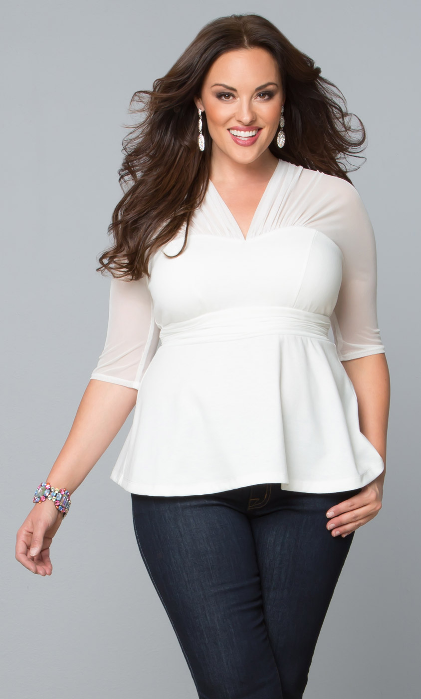 Find great deals on eBay for trendy plus size tops. Shop with confidence.