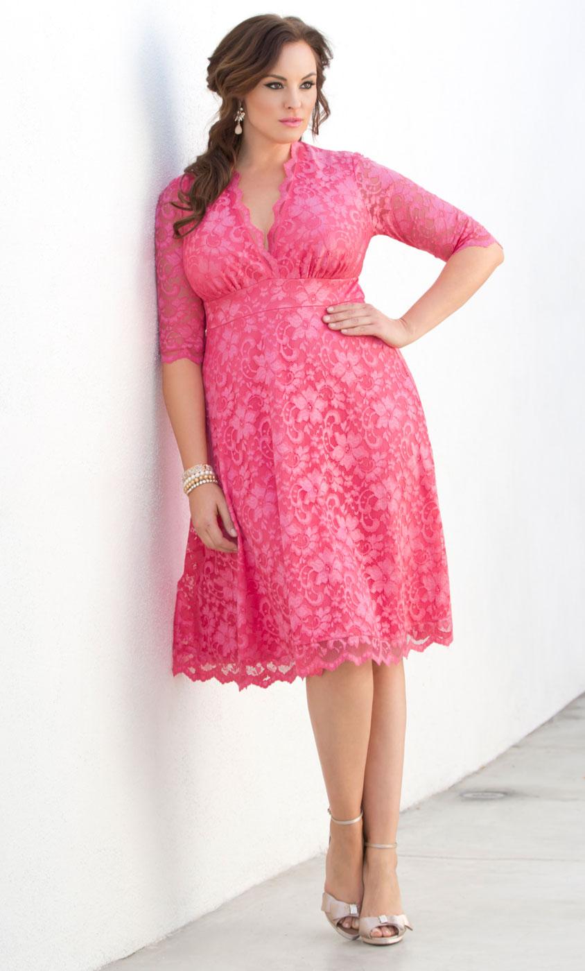 Plus Size Bridesmaids Dresses & Wedding Outfits | Kiyonna