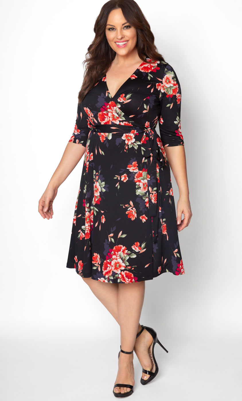 Plus Size Dresses For Women Special Occasion Dresses Kiyonna