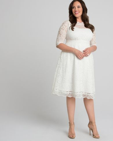 c9d07fdf0b8 Plus Size Women s Wedding Dresses and Gowns by Kiyonna
