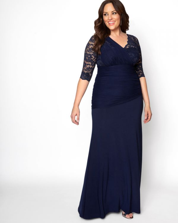Soiree Evening Gown