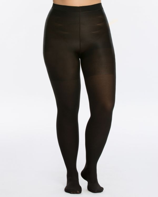 17898c12f4e Reversible Mid-Thigh Shaping Tights by SPANX