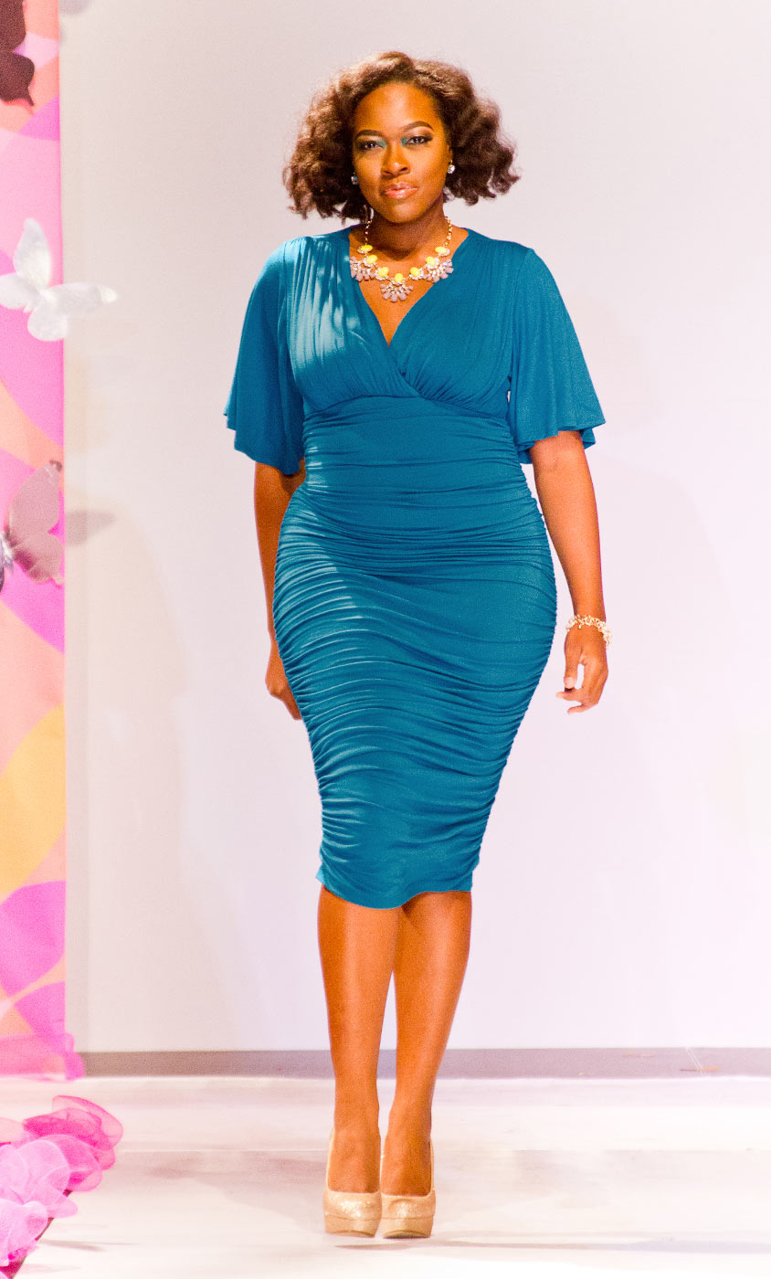 Wedding Ruched Dress plus size dress rumor ruched by kiyonna real curves for dress
