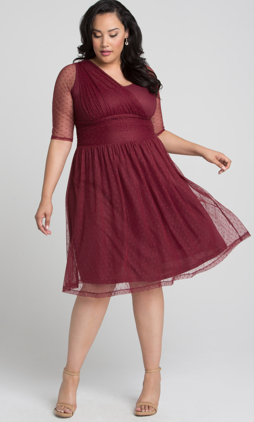 Plus Size Cocktail Party Dresses Evening Dresses Formal Gowns