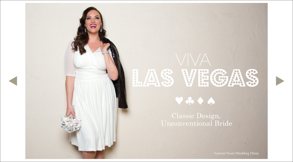 Modern Wedding Dresses for Plus Size