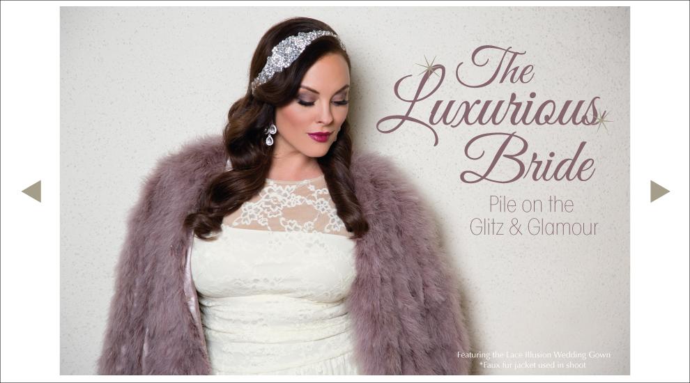 Plus Size Vintage Wedding Dress