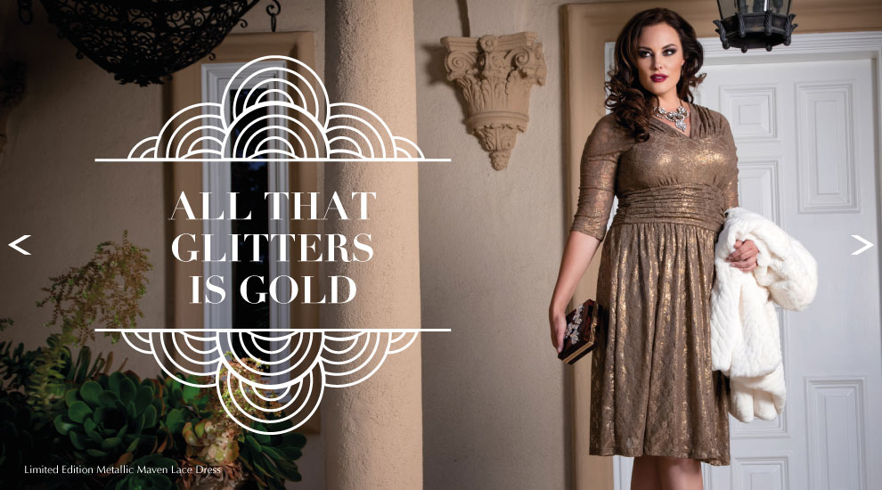 Holiday styles for Plus Size Women