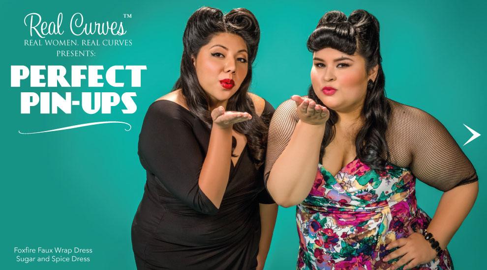 Kiyonna's Perfect Pin-Ups Lookbook 2015