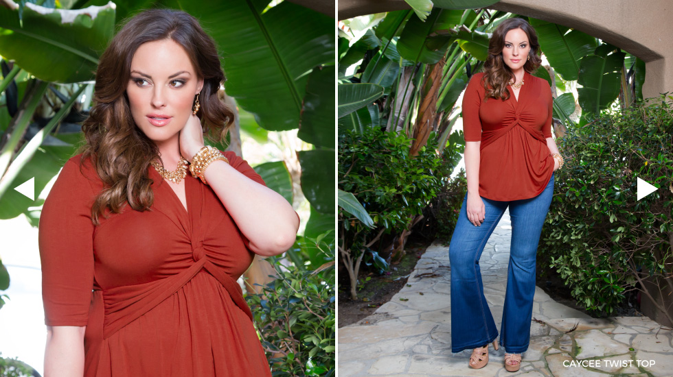 Plus Size Casual Tops for Summer