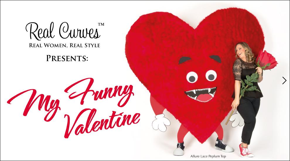 Kiyonna's My Funny Valentine Lookbook 2015