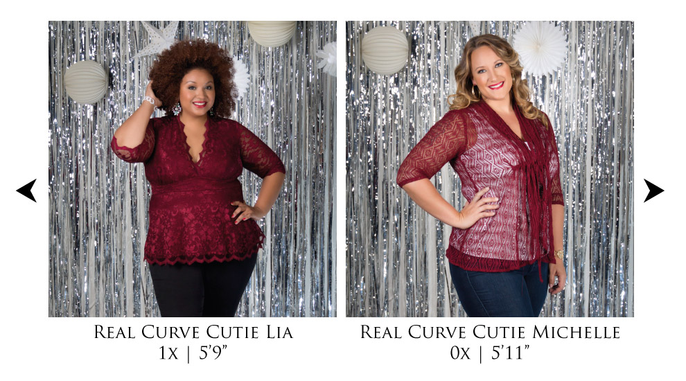 Real Curves | Holiday Lookbook 2015