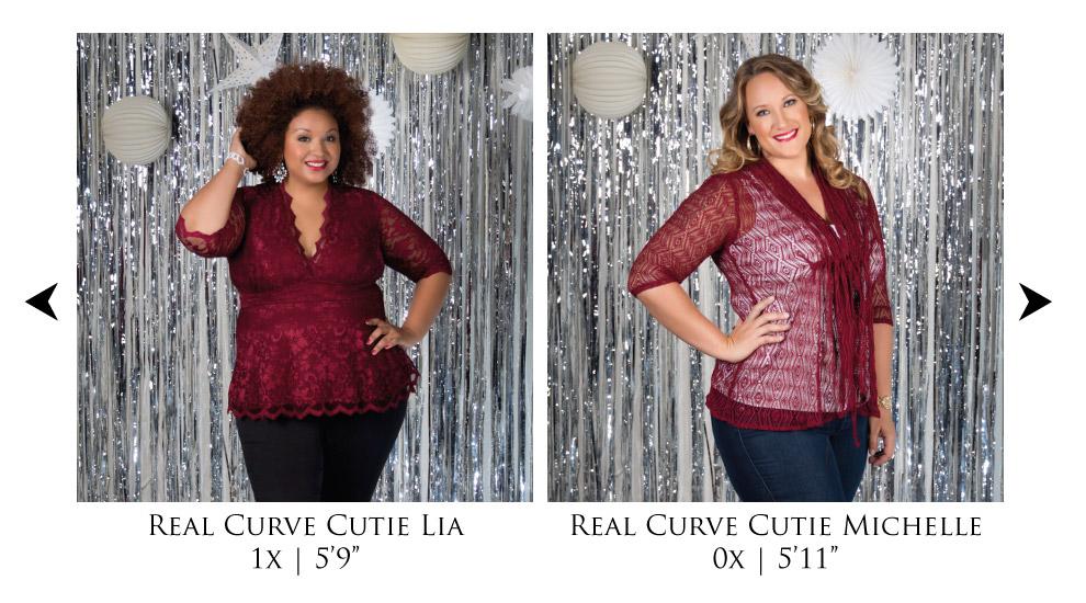 Real Curves | Holiday Lookbook 2015