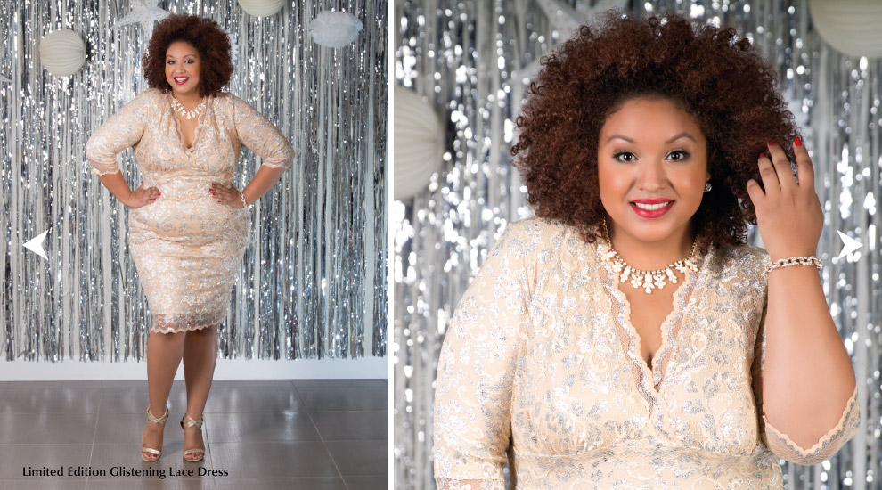 Plus Size Holiday Party Dresses