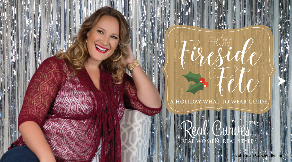 Kiyonna's Plus Size Holiday What to Wear Guide