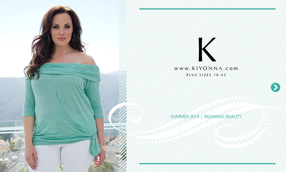 Kiyonna Summer Lookbook