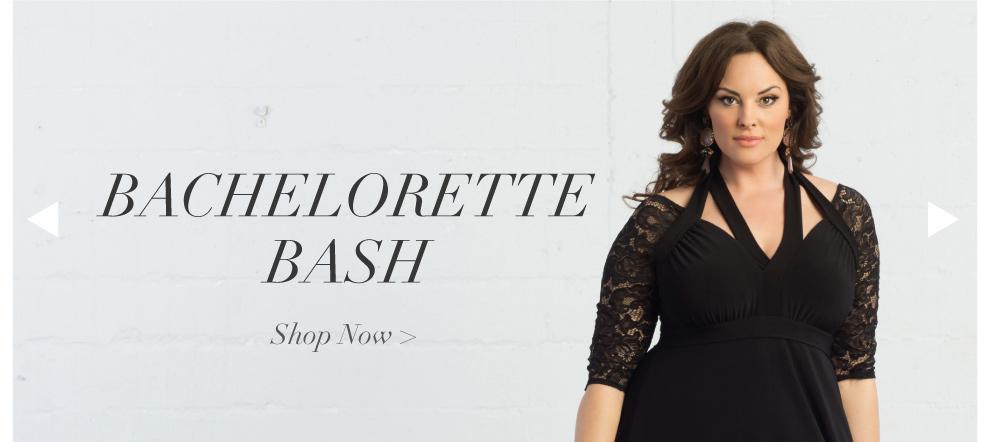 bachelorette party outfit ideas for plus size women